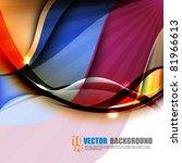 eps10 vector elegant colorful... | Shutterstock .eps vector #81966613