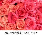 Stock photo  rose background 82027342