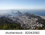 rio de janeiro | Shutterstock . vector #82062082