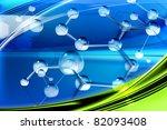 background science  10eps | Shutterstock .eps vector #82093408