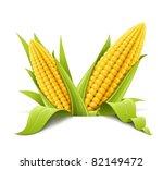 couple corncob vector... | Shutterstock .eps vector #82149472