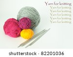 Bright Balls Of Yarn For...