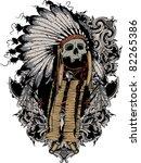 vector t shirt design | Shutterstock .eps vector #82265386