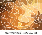 abstract geometric mosaic... | Shutterstock .eps vector #82296778