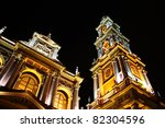 Church In Salta Province  Nort...