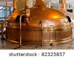 Copper Distillery Tanks In...