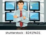 a vector illustration of a... | Shutterstock .eps vector #82419631