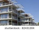 detail of modern buildings | Shutterstock . vector #82431304