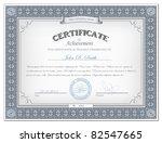 vector illustration of detailed ... | Shutterstock .eps vector #82547665