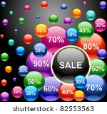 price tags | Shutterstock .eps vector #82553563