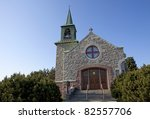 Rural Stone Church