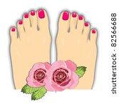 manicure pedicure clip art  vector manicure pedicure 2 pedicure cartoon clipart clipart manucure pedicure