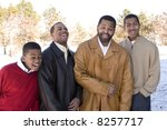 father and sons   Shutterstock . vector #8257717