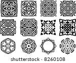 vector design elements you'll... | Shutterstock .eps vector #8260108