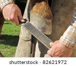 Blacksmith  Or Equine Farrier ...