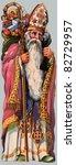 Saint Nicholas In His Guise As...