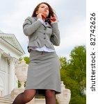 face city woman | Shutterstock . vector #82742626