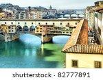 Bridge Ponte Vecchio In...