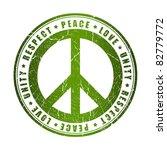 peace symbol | Shutterstock . vector #82779772