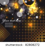 abstract colorful background.... | Shutterstock .eps vector #82808272