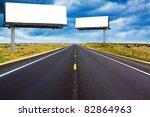 illustration  big tall... | Shutterstock . vector #82864963