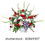 Colorful Flower Arrangement In...