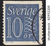 Sweden   Circa 1924  A Stamp...