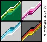 Vector Wave Design Element