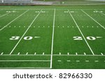 20 and 30 yard line on american ...   Shutterstock . vector #82966330