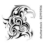tribal eagle | Shutterstock .eps vector #82993906