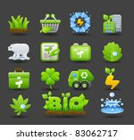 dark series   eco icons