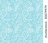 Floral Seamless Pattern ...