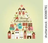 Christmas Tree Greeting Card I...