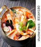 Thai Dishes   Tom Yam Kung