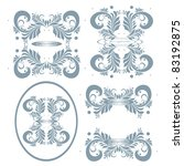 signes variety | Shutterstock .eps vector #83192875