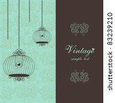 Elegant Vintage Design With...