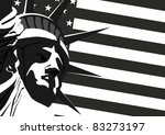 """Fragment Of """"statue Of Liberty"""" ..."""