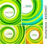 Vector Swirl Backgrounds