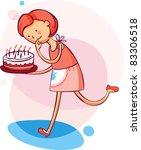 picture for women  kids ... | Shutterstock .eps vector #83306518