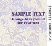 grange background   vector | Shutterstock .eps vector #83320615