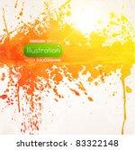 grunge background | Shutterstock .eps vector #83322148