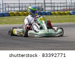 bucharest  romania   august 21  ... | Shutterstock . vector #83392771