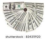 100 Usa Dollars Bank Notes...