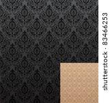 vector illustration of seamless ... | Shutterstock .eps vector #83466253
