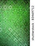 Seamless Green Glass Texture...