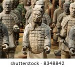 The Tomb Warrior Statues Of Th...