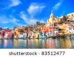 procida  beautiful island in... | Shutterstock . vector #83512477