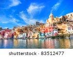 procida  beautiful island in... | Shutterstock . vector #83512477