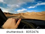 Death Valley Seen From Driver\'...