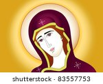 mother of jesus representation